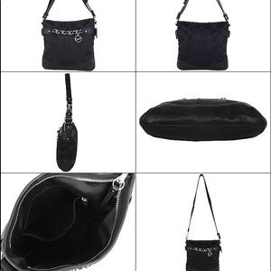 Black Coach Bag